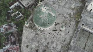 المدينة الفلبينية التي دمرها تنظيم الدولة الإسلامية