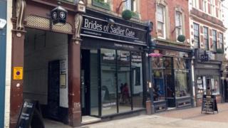 Brides of Sadler Gate