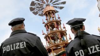 德國警方已經逮捕了這名嫌疑人。