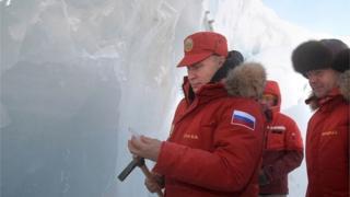 Путін в Арктиці