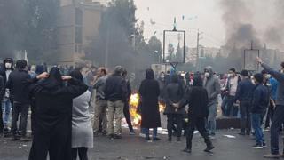 اعتراضها در شیراز