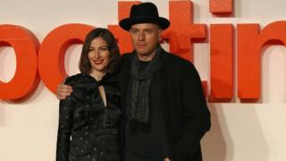 Kelly Macdonald and Ewan McGregor
