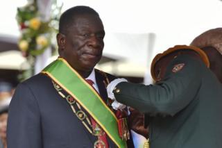 Le nouveau leader de la Zanu-PF, Emmerson Mnangagwa, s'adressera à la plus haute instance décisionnelle en préparation du congrès extraordinaire de vendredi.