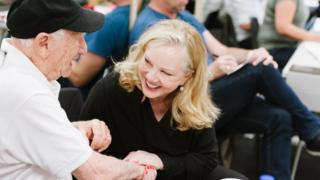Mel Brooks and Susan Stroman