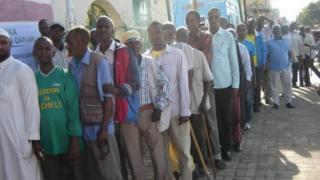 Dad saf ugu jira in ay helaan kaarka codeynta ee Somaliland