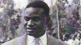 Dominiko Mbonyumutwa, perezida wa mbere w'u Rwanda