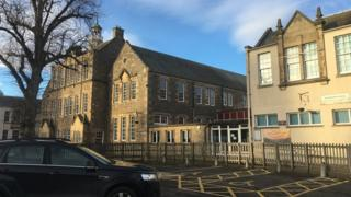 Hawick High School