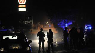 Fourteen police dead in Mexico gun ambush