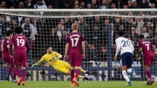 Fanaretin da Ilkay Gundogan ya ci Tottenham