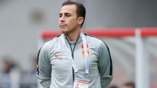 L'entraineur italien de la Chine est sous pression après deux défaites consécutives.