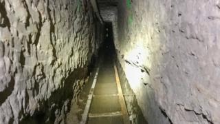 US-Mexico border: 'Longest ever' smuggling tunnel discovered