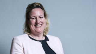 Official portrait of Antoinette Sandbach Conservative MP for Eddisbury