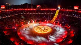 Закриття Олімпіади