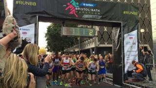 Bristol to Bath Marathon