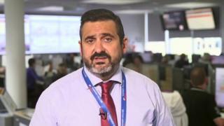 BA chairman and chief executive Alex Cruz