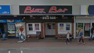 Buzz Bar, Sea Lane, Ingoldmells