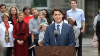 Trudeau, seçim kampanyasını Çarşamba günü başlattı