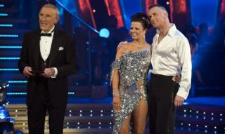 in_pictures Strictly Come Dancing