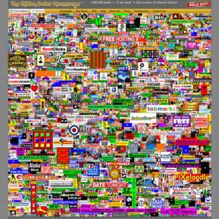 The Million Dollar Homepage