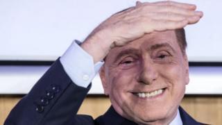 Silvio Berlusconi. Photo: 20 January 2016
