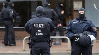 جرمنی پولیس