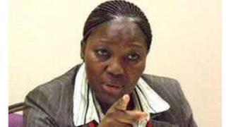 Spika wa bunge nchini Uganda Rebecca Kadaga