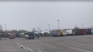 Ashford International Truck Stop