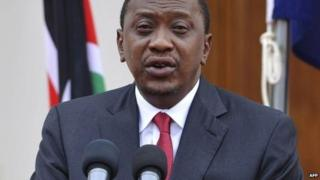 Rais Kenyatta amesema kuwa hatua za kuboresha uchumia ili kuwawezesha wakenya kuishi maisha mema zinaendelea.