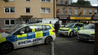 Police in Tower Hamlets