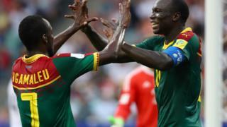 Football Cameroun