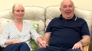 Susan and John Moore