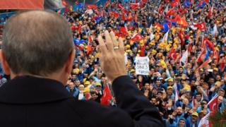Cumhurbaşkanı Erdoğan 6 Mayıs'ta İstanbul'da seçim manifestosunu açıkladı.