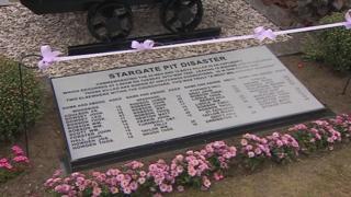 Stargate Pit memorial