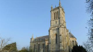Holy Trinity Church, Theale