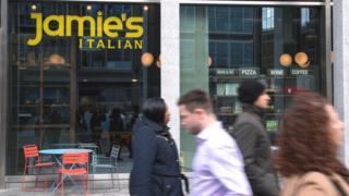 Jamie's Italian branch