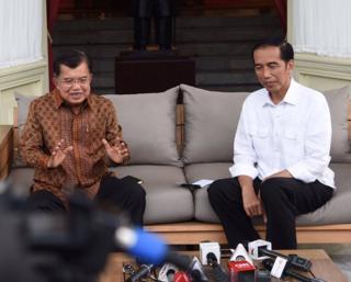 Jokowi, Jusuf Kalla