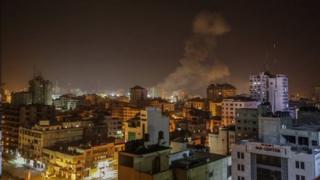 حمله به غزه (عکس آرشیوی است)