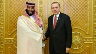 İki lider Temmuz 2017'de Suudi Arabistan'da bir araya gelmişti