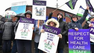 health strike