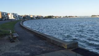 Shore Road, Poole Harbour