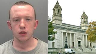 Declan Gallagher and Cardiff Crown Court