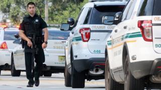 Funcionario de la Policia de Orlando