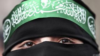 મુસ્લિમ મહિલાઓની તસવીર