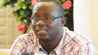 Augustin Senghor, le président de la Fédération sénégalaise de football