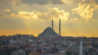 Muuqaalka Istanbul