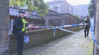 Police investigate sex attack on woman in Edinburgh lane