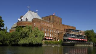 The Swan Theatre in Stratford-upon-Avon is owned by the RSC