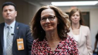 吉娜·哈斯佩尔(Gina Haspel),为美国中情局工作了33年的职业特工。