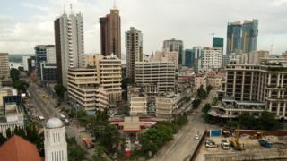 Mji Wa Dar es Salaam