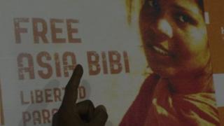 आसिया बीबी पोस्टर